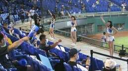 En Taiwan el beisbol volvió a tener espectadores