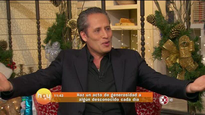 Andrés Portillo ´La generosidad te puede llevar a la abundancia´ HOY