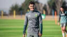 Luca Martínez, de Rosario Central, convocado al Tri Sub 20