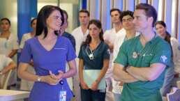 ¡Ustedes son los mejores médicos del país!