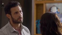 Capítulo 6: Comienzan los problemas entre Santiago y Carolina