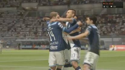 Con una sólida actuación, la Franja de Puebla se impuso 3-2 ante los Pumas de la UNAM.