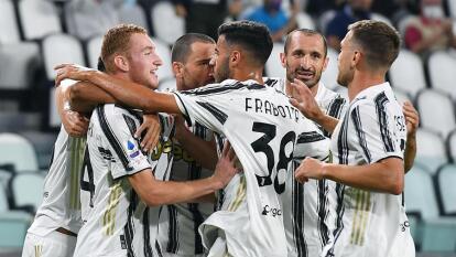 Primera victoria de la Juventus