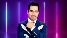 Omar Chaparro así se pasea por Televisa para llegar a su camerino en ¿Quién es la Máscara?