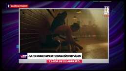 La reflexión de Justin Bieber a 7 años de su arresto