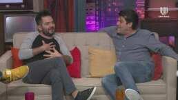 José Eduardo Derbez revela que ha dormido en un ataúd que tiene en casa y le gustaría 'echar pasión' ahí
