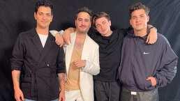 Reik graba el videoclip de 'Resulta' en colaboración con el cantante italiano, Riki