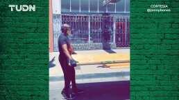 Jon Jones ayuda a reparar los desmanes por las protestas de George Floyd