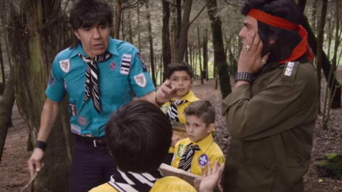 En El Proximo Capitulo El Vitor Y Albertano Seran Lideres De Boy Scouts Nosotros Los Guapos Las Estrellas Tv Lista de capitulos de nosotros los guapos temporada 4. en el proximo capitulo el vitor y albertano seran lideres de boy scouts