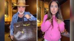 Gianluca se va con una venezolana que no es su pareja, Sharon Fonseca