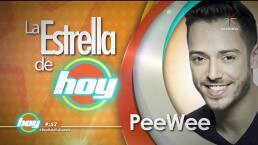 La Estrella de Hoy: Pee Wee