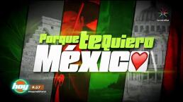 Porque te quiero México es ¡Momento de cambiar!