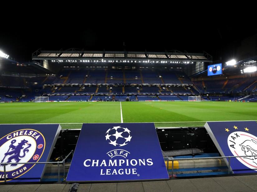 Chelsea FC v AFC Ajax: Group H - UEFA Champions League