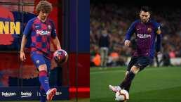Messi y Griezmann, juntos hasta el Joan Gamper