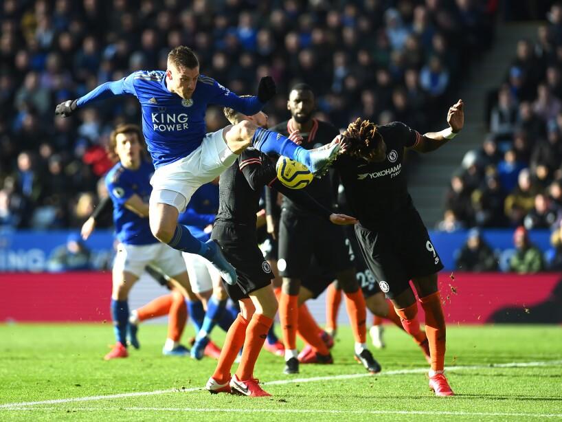Leicester City v Chelsea FC - Premier League