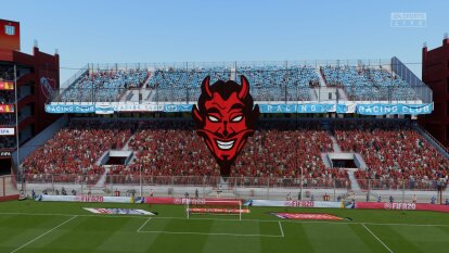 Sí son los Diablos Rojos, pero del Toluca, sino del Club Atlético Independiente de Argentina.