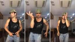 Video: Omar Chaparro te enamorará con su bailecito al ritmo de Pedrito Fernández y 'cambio de profesión'