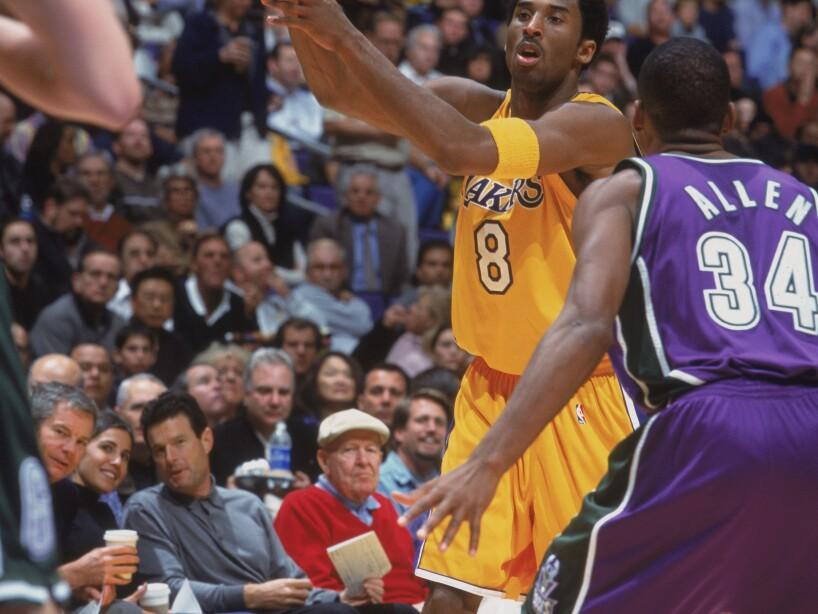 Kobe Bryant #8