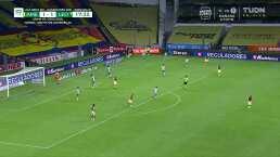 Gol de Víctor Dávila es el 12do. más rápido en la Liga BBVA MX