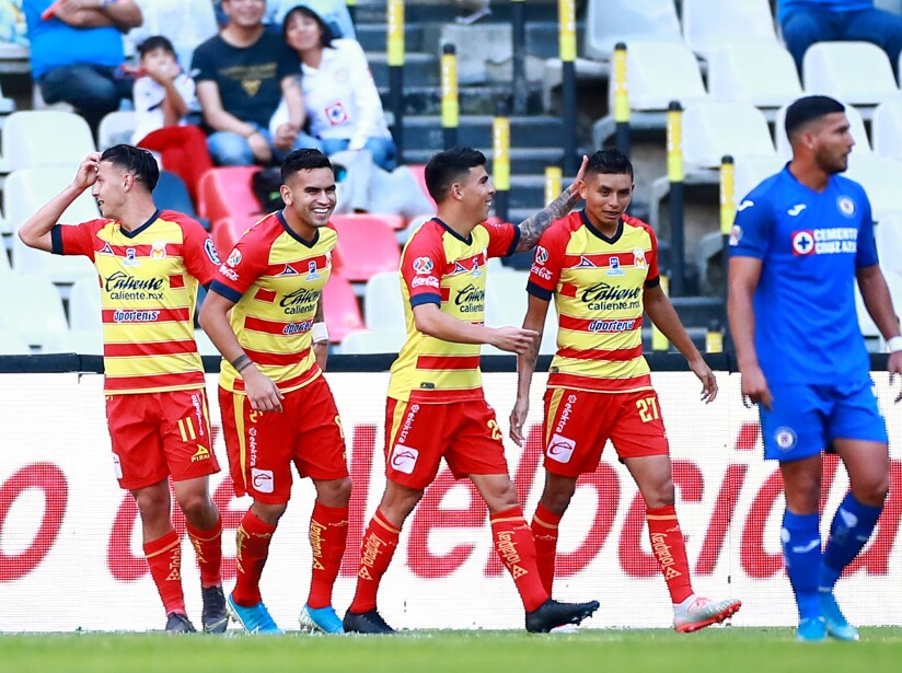 Cruz Azul v Morelia - Torneo Apertura 2019 Liga MX