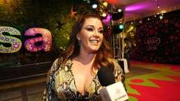"""""""El mayor reto actoral de toda mi carrera sería ser Jenni Rivera"""": Alicia Machado"""