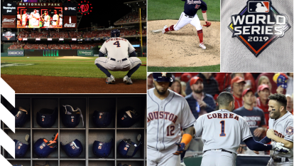 Houston Astros (3) 7-1 (2) Washington Nationals
