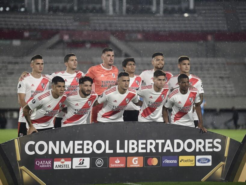 Argentina Peru Soccer Copa Libertadores