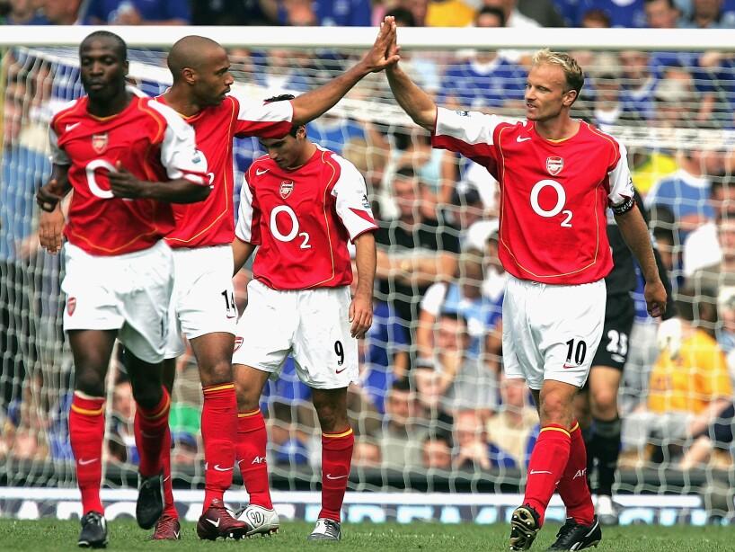 Everton v Arsenal