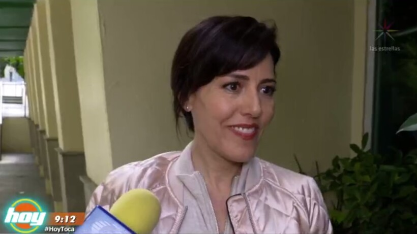 Stephanie Salas revela si su historia formará parte de la serie de Luismi