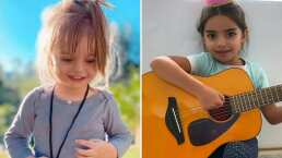 """Kailani y Aitana Derbez cantan """"Happy Birthday"""" ¿a quién le salió mejor?"""