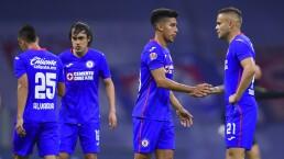 Cruz Azul, América y Toluca sacan ventaja en la cima de la tabla