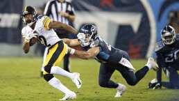 ¡Solo uno seguirá invicto! Steelers y Titans, por la supremacía