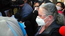 """Mamá de Eleazar 'N' no sabía nada de la situación legal de su hijo: """"Se le bajó la presión"""""""