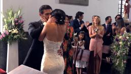 Detrás de… La boda de Tita y Daniel