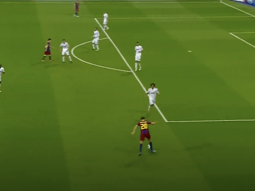 R. Madrid vs Barcelona, UCL 2011, 13.png