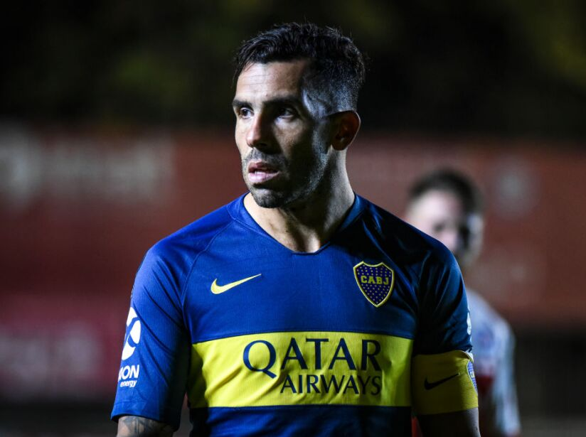 Argentinos Juniors v Boca Juniors - Copa de la Superliga 2019
