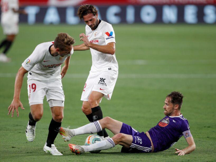 Sevilla FC v Real Valladolid CF - La Liga
