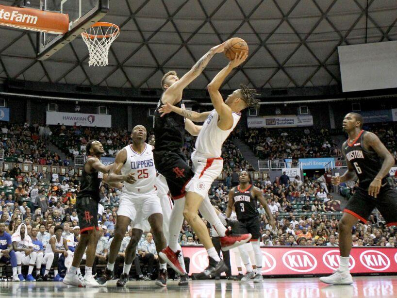 Houston Rockets v Los Angeles Clippers