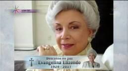 Muere Evangelina Elizondo