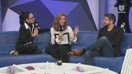 Montserrat Oliver admite que cada vez que ve a 'El Güero' Castro le jala los vellos del pecho: 'me encantan'