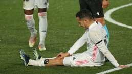 Lucas Vázquez se despide de la temporada con el Real Madrid