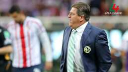 "Miguel Herrera fue directo: ""Yo no odio a las Chivas"""