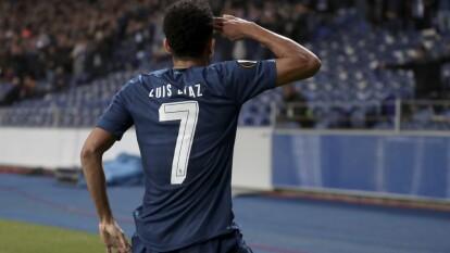 Con goles de Luís Díaz, autogol de Tyrell Malacia y gol de Francisco Soares, Porto gana y clasifica como líder del grupo G.