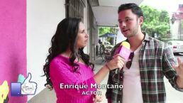 Enrique Montaño, un villano sin esperanza en El Dicho