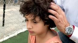 Detrás de cámaras: La peluquería de La jefa del campeón