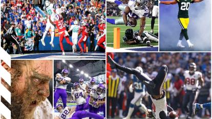 Con esta intensidad y pasión se vivió la Semana 7 en la NFL.