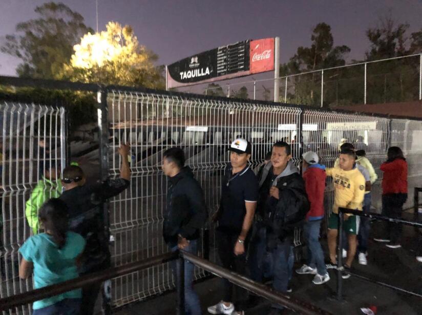 Aficionados de las Águilas del América y de Tigres están listos para recibir la 'Fiesta Grande' del futbol mexicano.