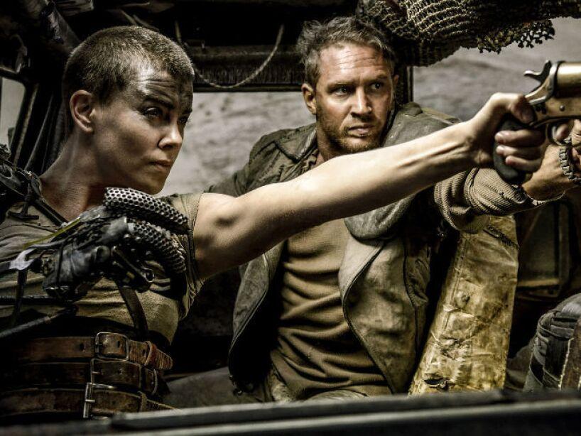 5. Imperator Furiosa: Interpretada por Charlize Theron, esta heroína de Mad Max: Fury Road ya es un ícono.