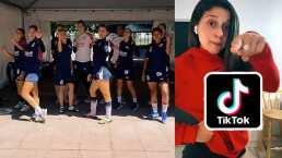 ¡Nuevo Tiktok de Norma Palafox tras ser goleadora histórica!