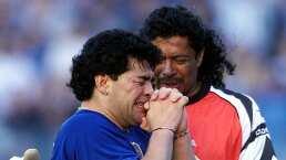 Copa América de Argentina-Colombia puede llamarse Maradona